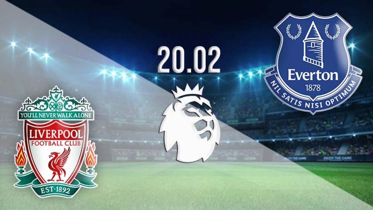 بث مباشر مباراة ليفربول وايفرتون
