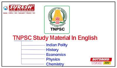 tnpsc study material in english medium pdf