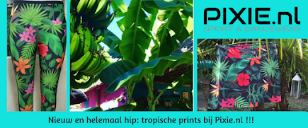Trend: jungle prints en tropische bloemen!