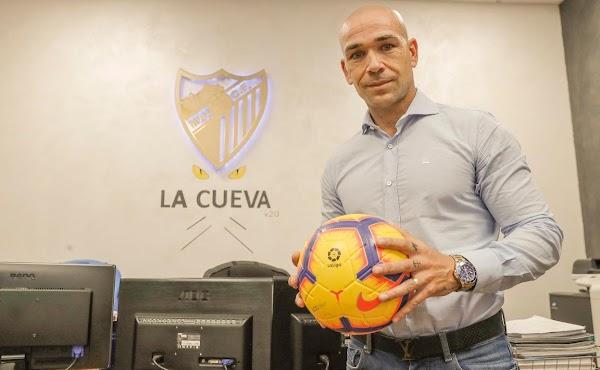 """Manolo Gaspar - Málaga -: """"Habrá que hacer en torno a ocho nueve fichajes"""""""