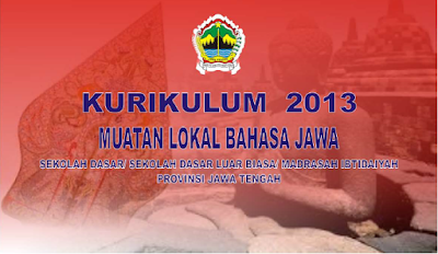 Contoh Kurikulum Mulok Bahasa Jawa Sd Mi Kurikulum 2013 Filenya