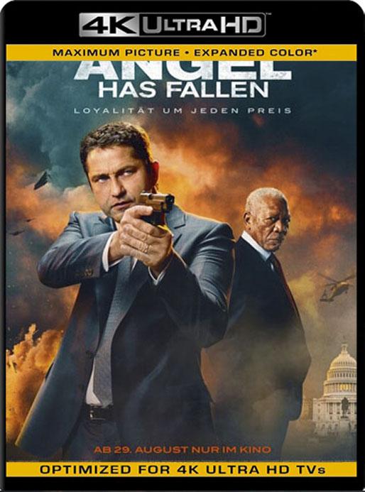 Agente Bajo Fuego (2019) 4K 2160p UHD [HDR] Latino [GoogleDrive]