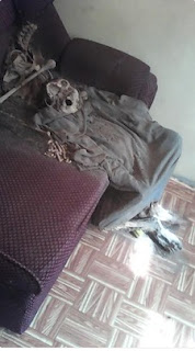 Pastor Caught With 16yrs Ago Missing Sister Skeleton In His Room