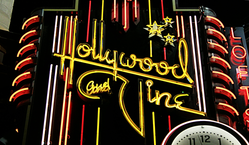 Hollywood Boulevard Los Angeles Photographer
