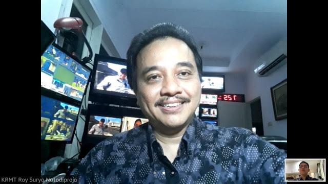 Roy Suryo: Para Influencer Piaraan Istana Alangkah Baiknya Dikenalkan Agar Publik Tahu