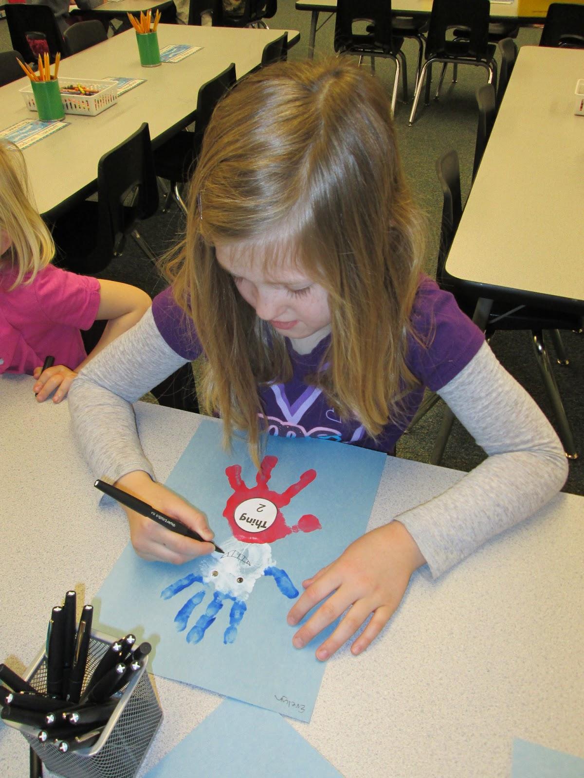 Mrs Taft S Kindergarten Class Dr Seuss Week