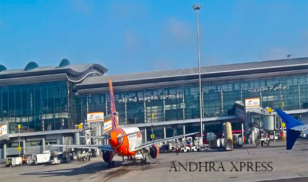 Rajiv Gandhi international Airport: Hyderabad