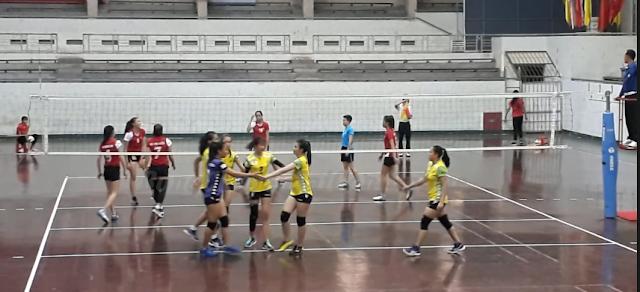 Giải hạng A toàn quốc 2018 tại ĐakLak: Nữ Hà Nội thắng Hà Nam 3-2