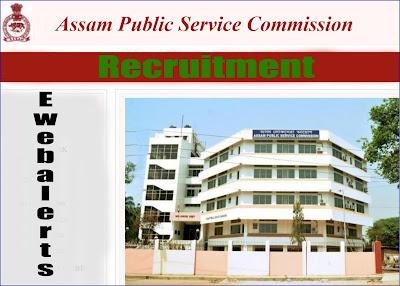 APSC CCE Exam Notification