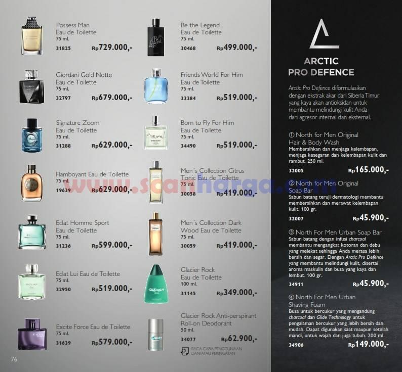 Katalog Promo Oriflame Agustus 2019 Bagian 2 - scanharga