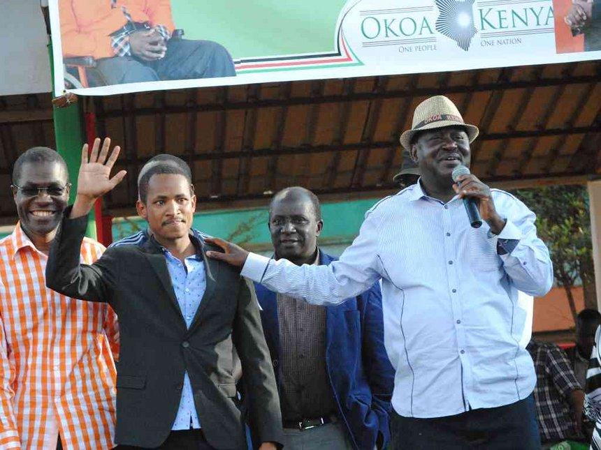 Babu Owino Arrested Abuses Uhuru Kenyatta President Mtoto Wa Mbwa