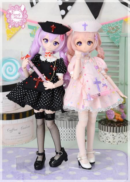 bonecas BJD customizadas