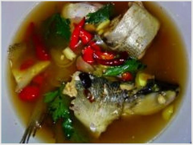 Bandeng Colo;10 Top Kuliner Lamongan;