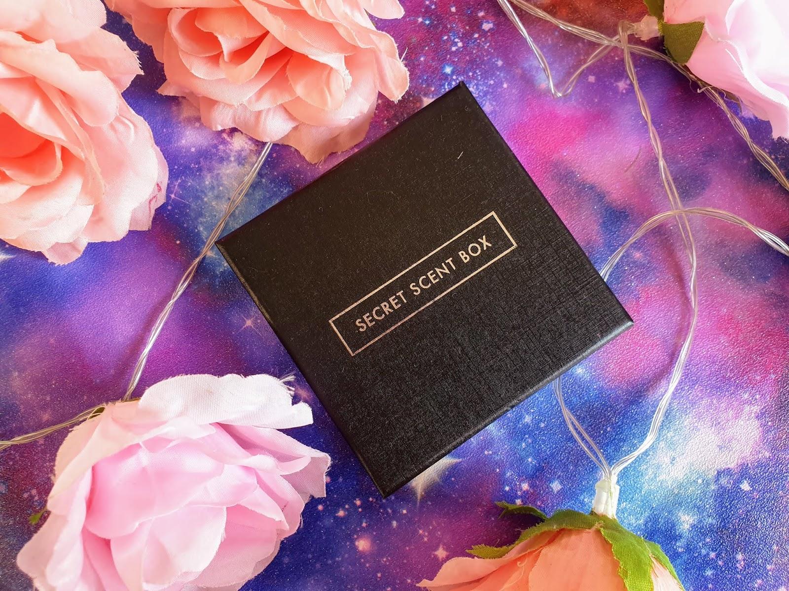 Secret Scent Box September 2019   Review