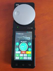 RtDrive Lenz sur Mobile Control II