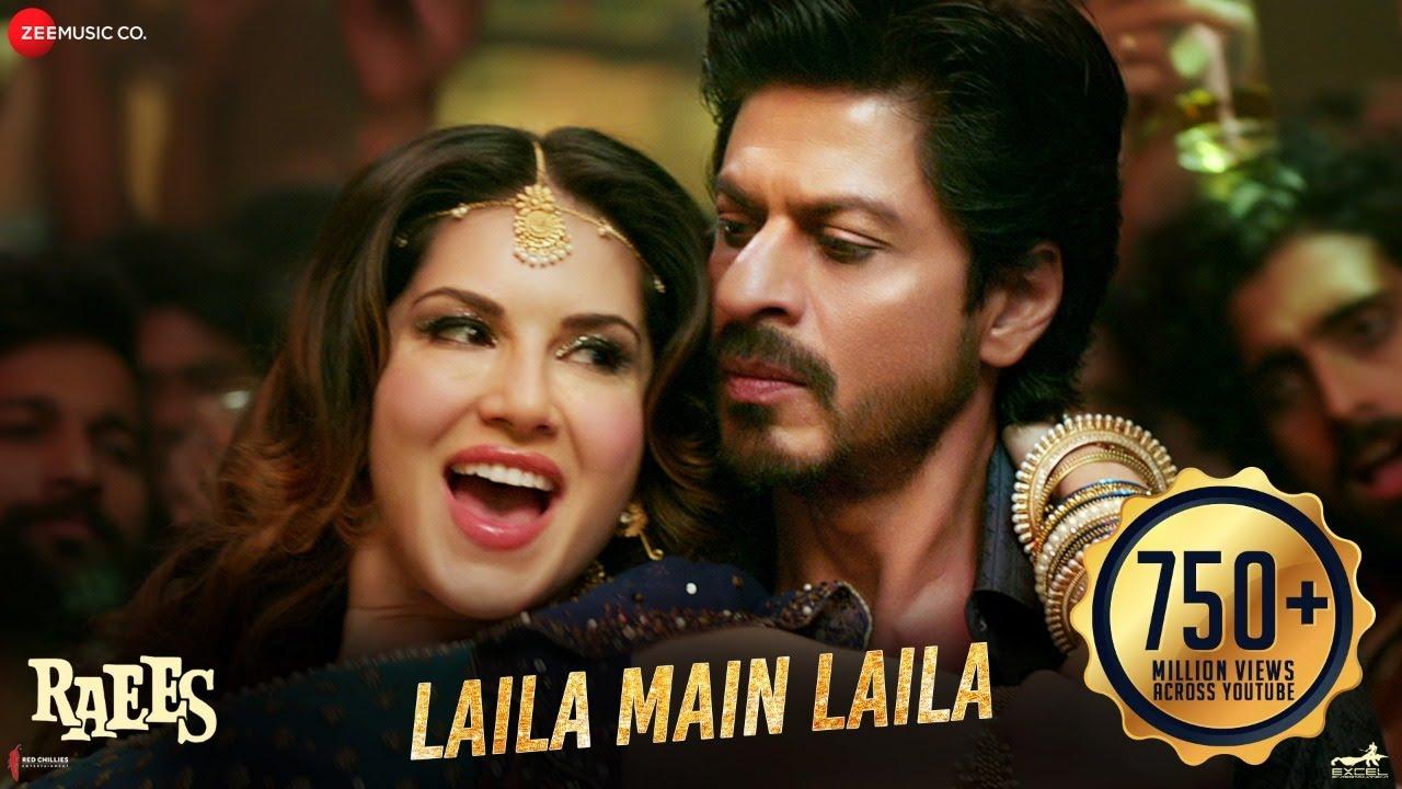 Laila Main Laila Lyrics Raees Shah Rukh Khan X Sunny Leone
