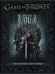 season 1 poster for A Game of Thrones