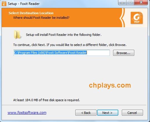 Cài đặt Foxit Reader Full mới nhất trên máy tính 3