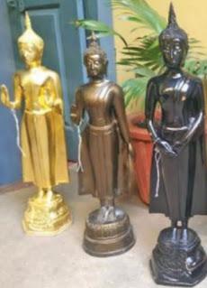 तथागत बुद्ध की मूर्तियां पहुंची सौंसर, बुद्ध मूर्तियों का वितरण समारोह 25 दिसंबर को