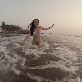 Tridha Choudhury TV Star Shares Bikini picture on Instagram