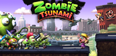 Download Game Zombie Tsunami Mod Apk