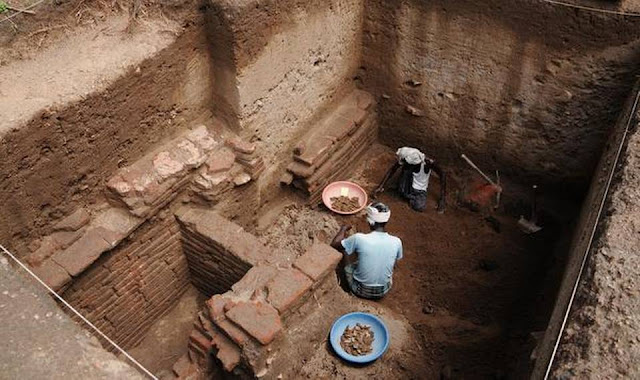 Keezhadi excavation: How an ancient civilisation is being unearthed in Tamil Nadu
