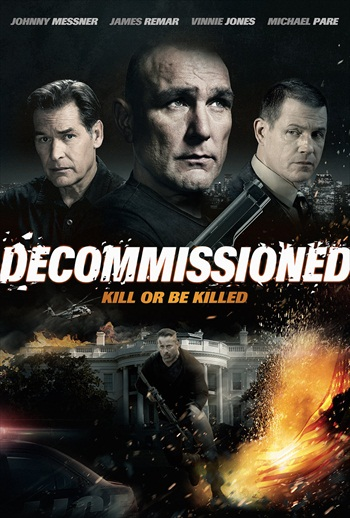 Decommissioned 2016 Dual Audio Hindi 720p WEB-DL 950mb