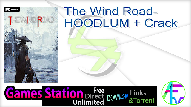 The Wind Road-HOODLUM + Crack