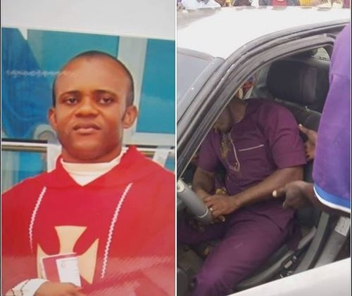 Shocking! Catholic Priest Found Dead Inside His Car In Anambra