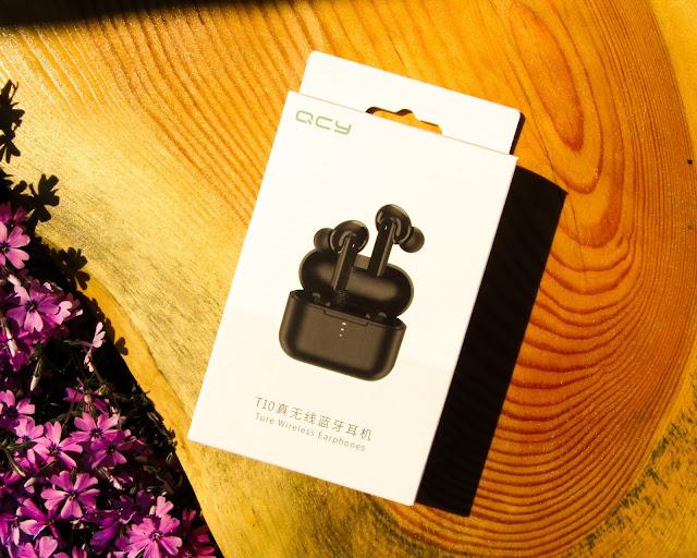 Słuchawki bezprzewodowe TWS QCY T10 - wolność i swoboda słuchania muzyki
