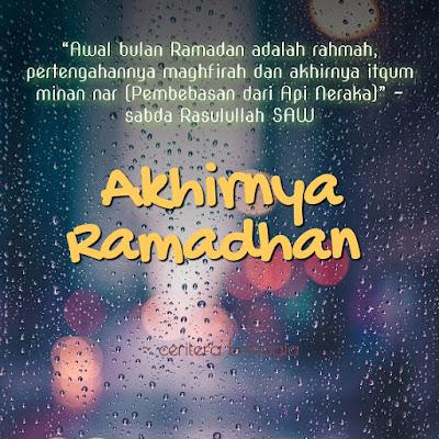 Jadual Ibadat Di Malam 10 Terakhir Ramadhan