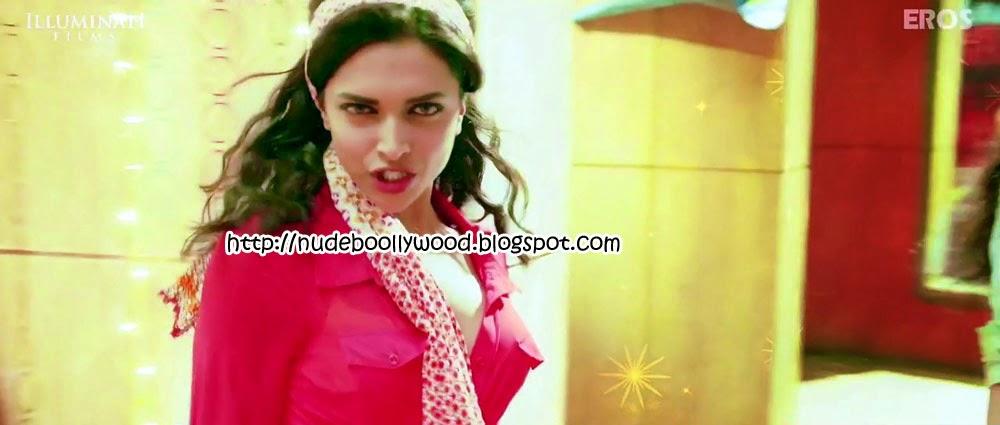 Deepika Padukone Boob Expression  Nude Bollywood-6198