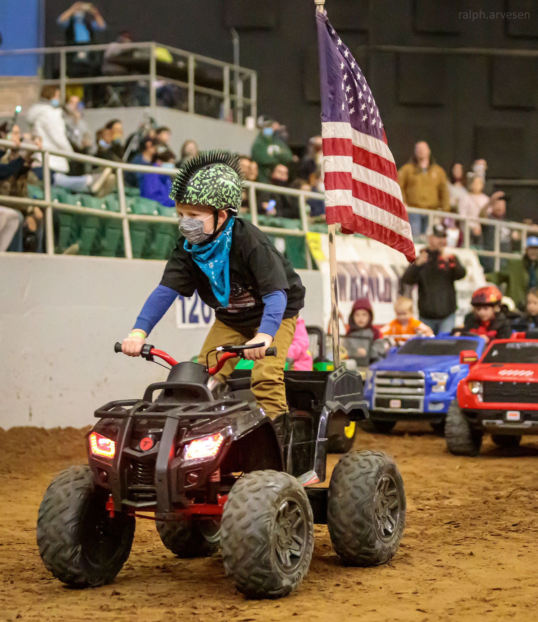 No Limits Kids Power Wheels | Texas Review | Ralph Arvesen