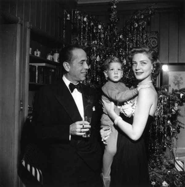 {great love stories № 13 | humphrey bogart & lauren bacall}