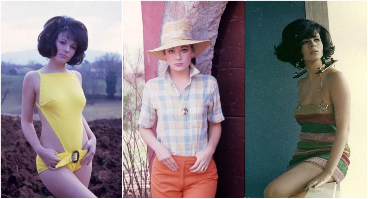 Italian Classic Beauty 50 Glamorous Photos of Marilù Tolo