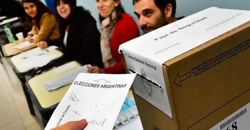 ELECCIONES PRESIDENCIALES ARGENTINA 2019: Resultados Oficiales (Domingo 27 Octubre) Dónde Votar - Padrón Electoral - En Vivo