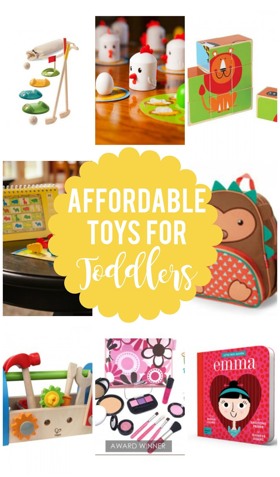 Affordable Toys For Toddlers Sunshine And Munchkins