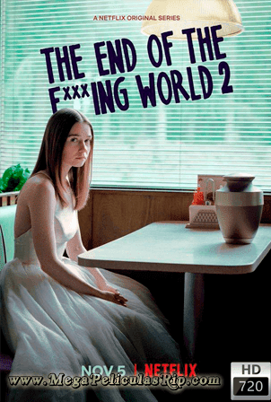 The End Of The Fucking World Temporada 2 720p Latino