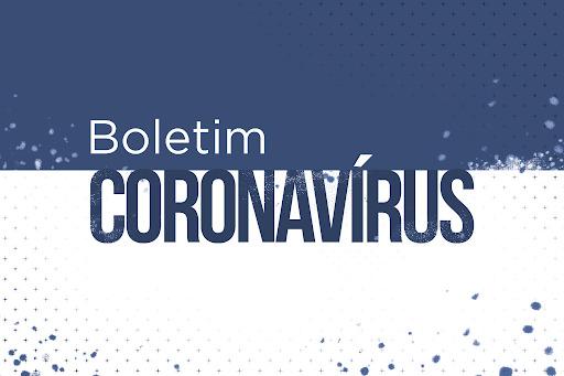 Coronavírus: Veja os dados do boletim desta segunda, em Macajuba