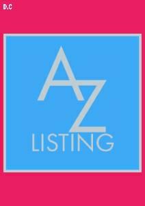 Plugin A-Z Listing