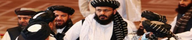 Edgy Pak Relies On Taliban As Anti-India Element In Afghanistan