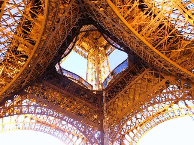 Paris Travel Photo Diary