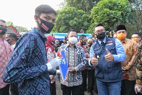 5 Prinsip Penanganan Covid di Jawa Barat