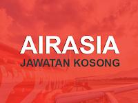 Jawatan Kosong Terkini di AirAsia [ Pelbagai Jawatan ]
