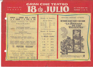 Cine 18 de Julio