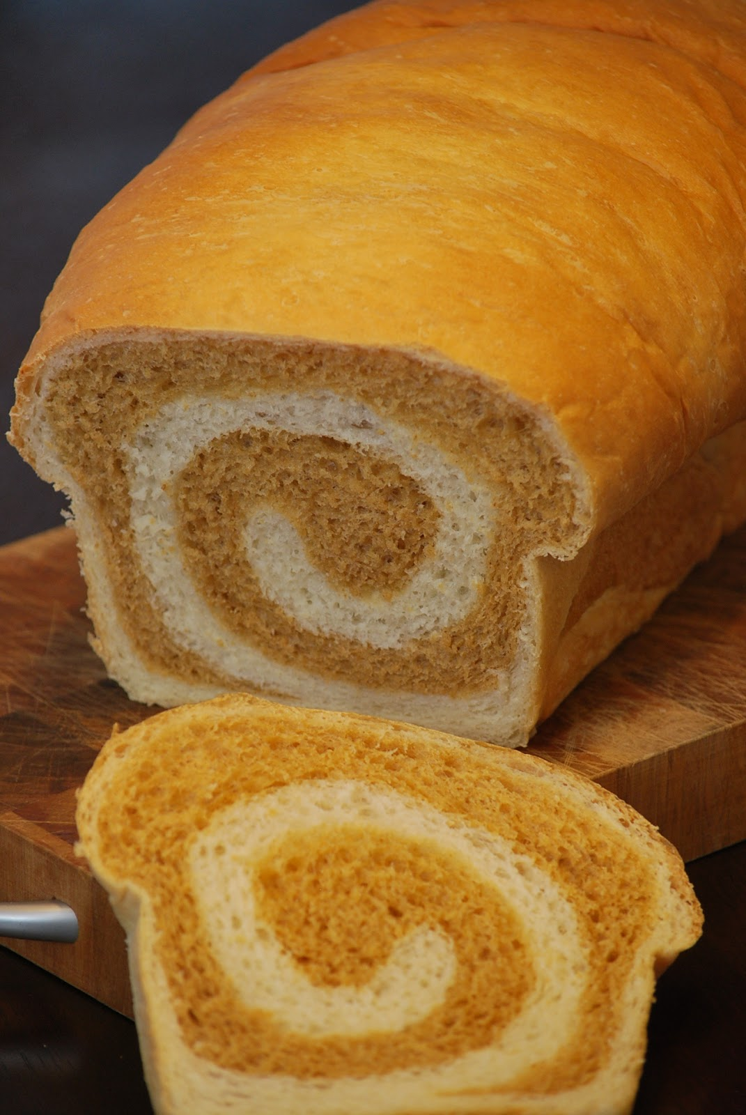 My Story In Recipes Swirled Bread
