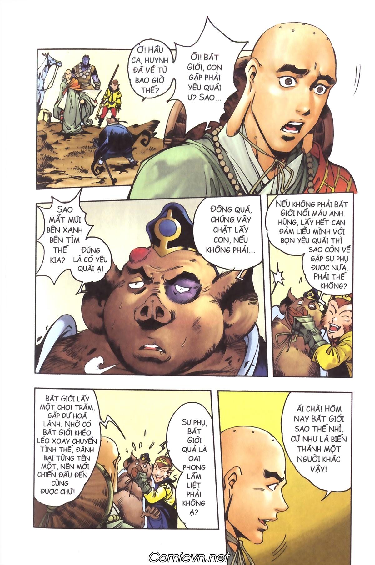 Tây Du Ký màu - Chapter 117 - Pic 23