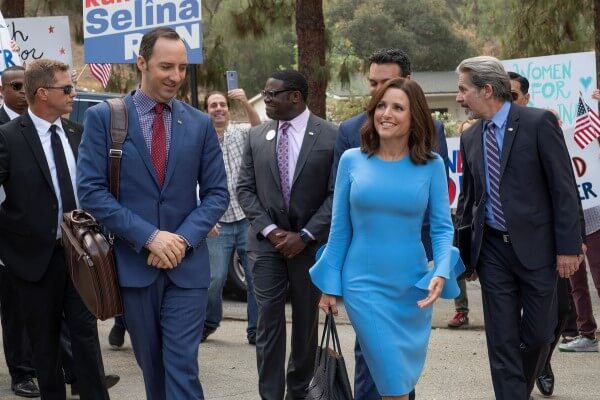Review de Veep (Temporada 7): ¡Presidenta Meyer!