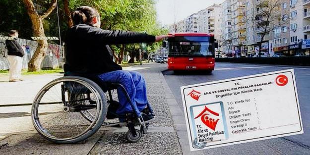 Engelli Kimlik Kartı Nasıl Alınır? 2020