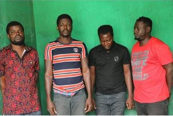 #ENDSARS: 4 Lagos SARS Operatives Sacked For Robbery, Kidnapping And Unlawful Detention
